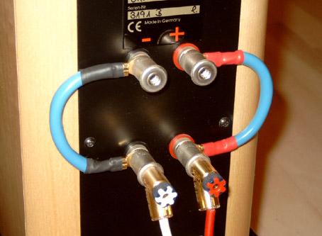 Bi-Wiring Lautsprecher normal anschliessen - aber wie?, Lautsprecher ...